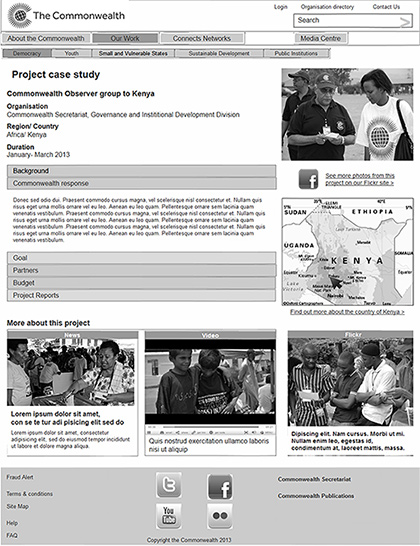 The Commonwealth - Project case study