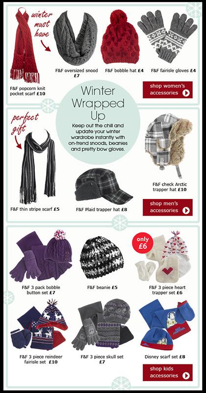 Clothing at Tesco - Email - Week 39