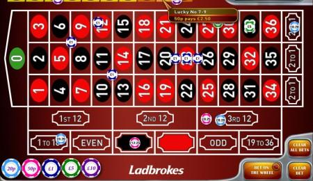 Ladbrokes - Ultimate Roulette