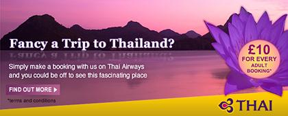 Major 4 Agents - Thai Airways promo