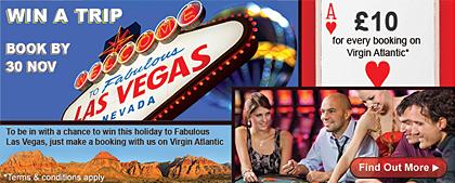 Major 4 Agents - Virgin Atlantic promo